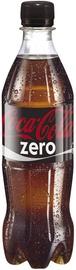 Dzēriens Coca-Cola Zero 0,5L