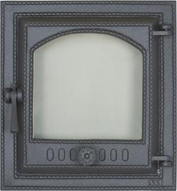 Kuumakindel ahjuuks SVT klaasist 290x325mm