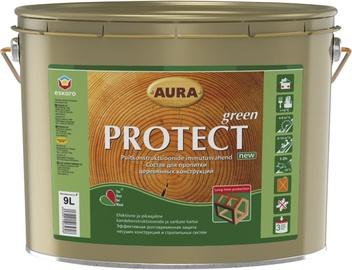 Puidukaitsevahend Protect Green, roheline, 9L