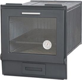 Praeahi SVT klaasist uksega malm 380x365x490mm