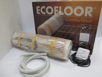 Küttematt LDTS165+termostaat 810W 5,1m²