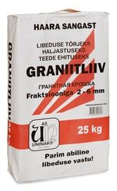 Graniitliiv Uninaks 2-6 mm, 25 kg