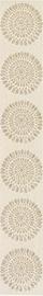 Keraamiline bordüür Ontario Blanco 40x6cm