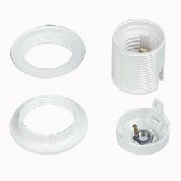Lambipesa Kanlux, plastik, keermega, valge, E27, 60 W