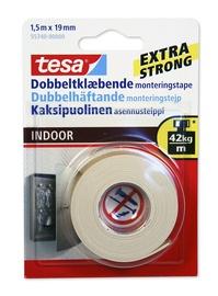 Kinnitusteip sisetöödeks Tesa Powerbond Indoor 1,5m x 19mm