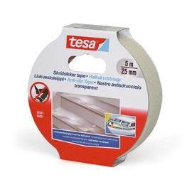 Libisemist takistav teip Tesa, värvitu, 5m x 25mm