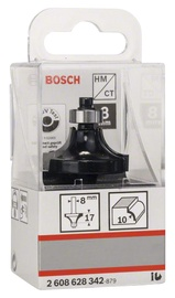 Freesitera Bosch 10mm, HM/CT, 2-poolne