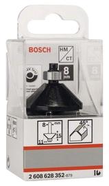 Faasifrees Bosch HM 45O, L=15mm, kinnitus 8mm