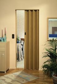 Salokāmās durvis Marley Eurostar 83x205cm, ozols