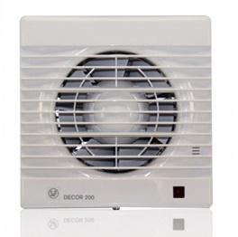 Ventilators ar vārstu Cata Decor Ø120mm