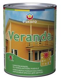 Fassaadivärv Veranda, valge (A) 0,95L