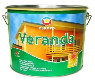 Fassaadivärv Veranda, valge (A) 9,5L