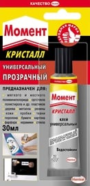 Kontaktliim Moment Kristall, 30ml