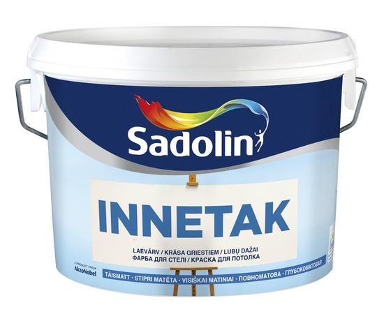 Laevärv Sadolin Innetak, valge 10L