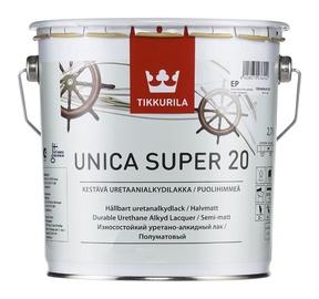 Universālā pusmatētā laka Tikkurila Unica Super 2,7l
