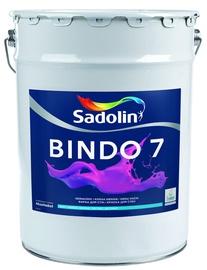 Krāsa sienām un griestiem Sadolin Bindo 7, 20L