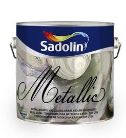 Dekoratiivvärv Sadolin Metallic 1L