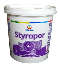 Vahtplastiliim Eskaro Styropor 1kg