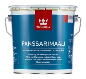 Plekk-katusevärv Panssarimaali, valge (A) 2,7L