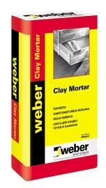 Mūrjava Weber Clay Mortar +400C, 25kg