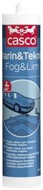 Liim-hermeetik Casco Marin&Teknik, valge 300 ml