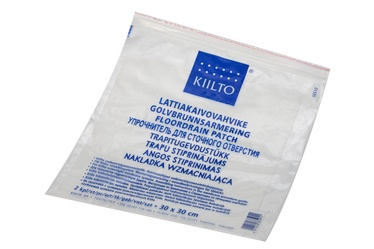 Hüdroisolatsiooniarmatuur 30cm x 30cm Kiilto