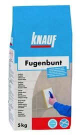 Šuvju masa flīzēm Knauf Fugenbunt 5kg, gaiši pelēka