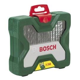 Puuride komplekt Bosch Titanium, 33-osaline