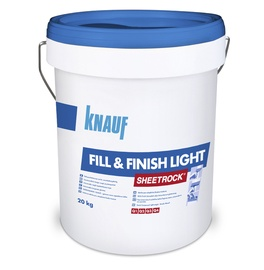 Kergpahtel Knauf Sheetrock Fill & Finish Light 20kg