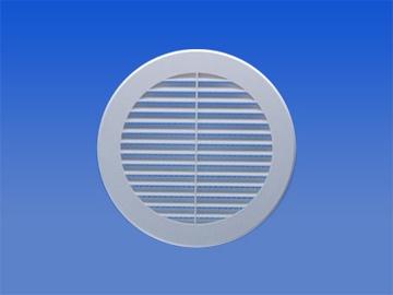 Ventilatsioonirest Europlast VR 100, valge
