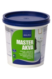 Līme tapetēm Kiilto Master Akva 1L