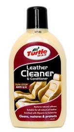 Ādas tīrīšanas līdzeklis automašīnas salonam Turtle Wax 500ml