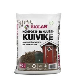 Komposti- ja käimlaturvas Biolan 40L