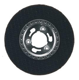 Slīpdisks metālam Bosch 125x22,2x6mm, izliekts
