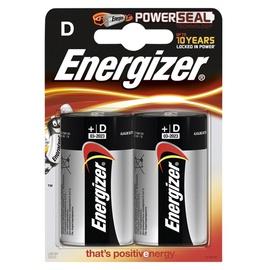 Patarei Energizer Base D ALK1.5V B2