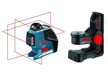 Ristjoonlaser Bosch GLL 3-80 P + statiiv BM1