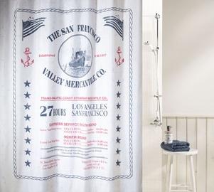 Dušikardin Spirella Sag Harbour, 180x200cm, tekstiil
