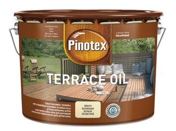 Terrassiõli Pinotex Terrace Oil, värvitu, 10 l
