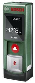 Laserkaugusmõõtja Bosch PLR15 15m