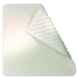 Ohutusmatt Sealskin dušivanni valge 50x50cm