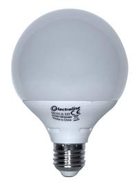 Spuldze LED Electraline Globe 10W 640lm E27, dimmējama