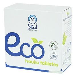 Tabletes trauku mašīnām Seal Eco, 30 gab.