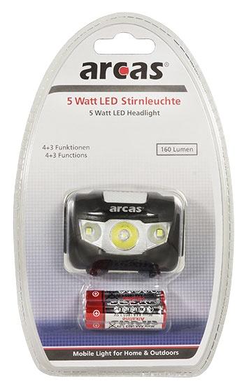 e57db61987b Otsmikulamp Arcas, 5W, LED, 160 Lm, +3 AAA - Krauta.ee
