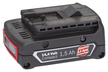 Aku Bosch ECP, 14,4 V, 1,5 Ah, Li-ioon