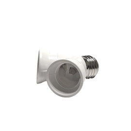 Adapter lambipessa EL E27-2XE27