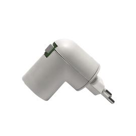 Adapter lambipessa EL E27 lülitiga
