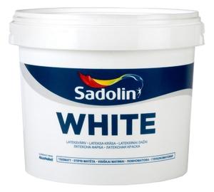 Laevärv Sadolin White, valge 10L