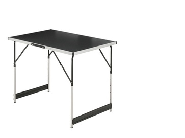 Töölaud kokkupandav, reguleeritava kõrgusega, 100x60cm