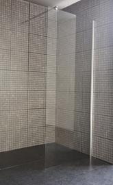 Dušas siena 800x1900mm, caurspīdīga