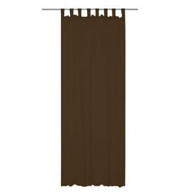 Kardin Otylia 145x245cm, pruun